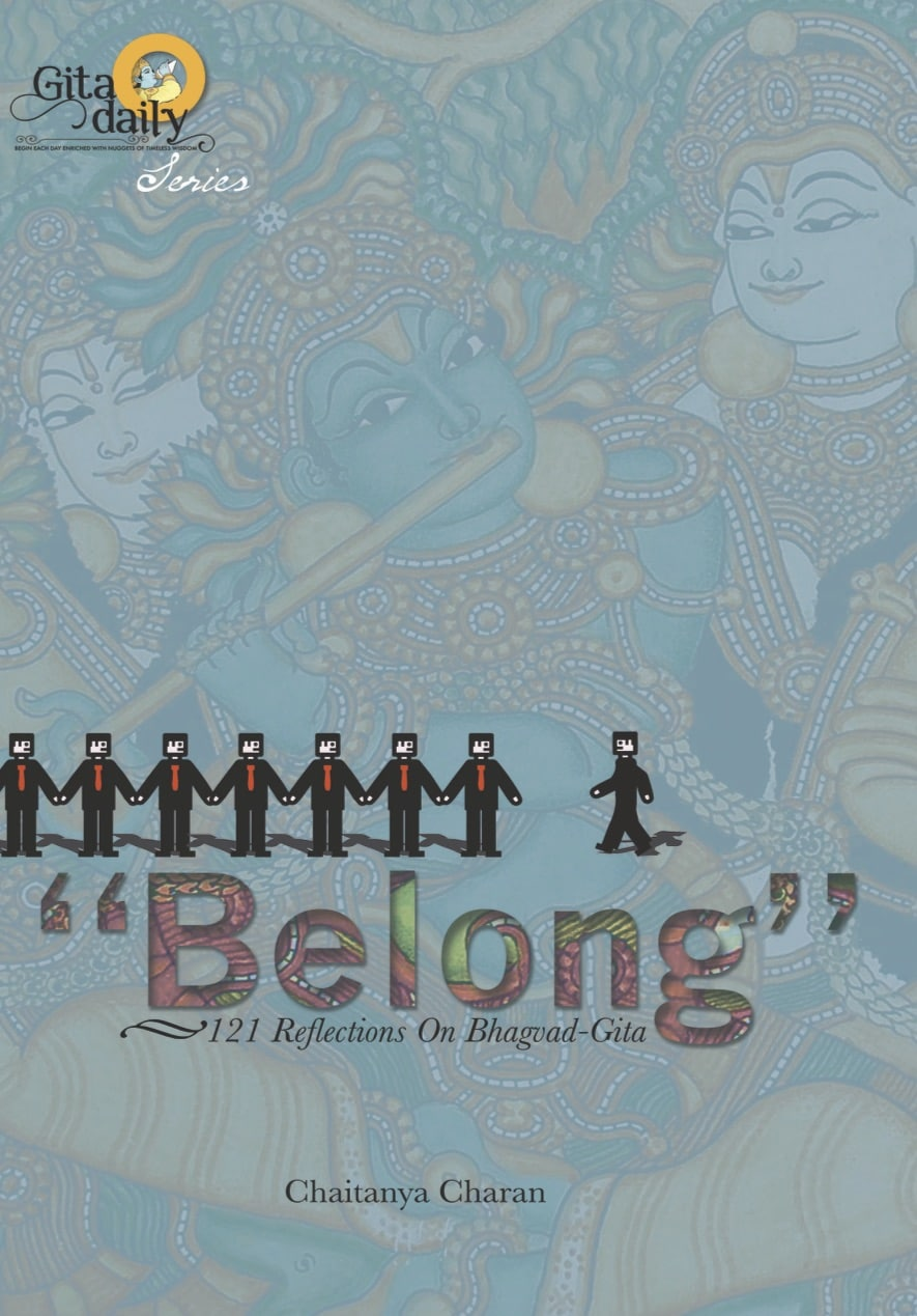 Gita Daily 3 - Belong For CCP Cover Include