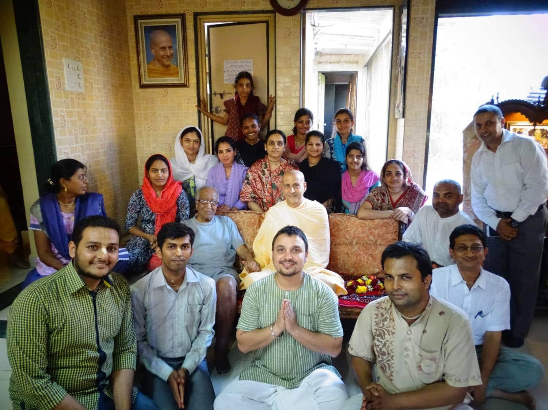 HHRNSM with IDT team