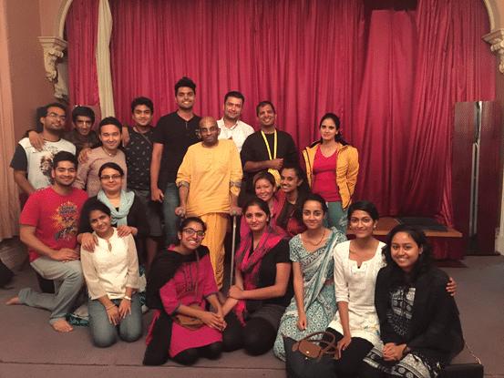 Chaitanya Charan Urban Yoga Program Melbourne
